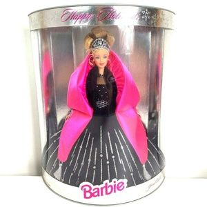 Vintage Happy Holiday Barbie Doll New rare